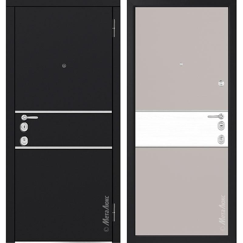 Входная дверь Металюкс М1402/3 коллекция Милано