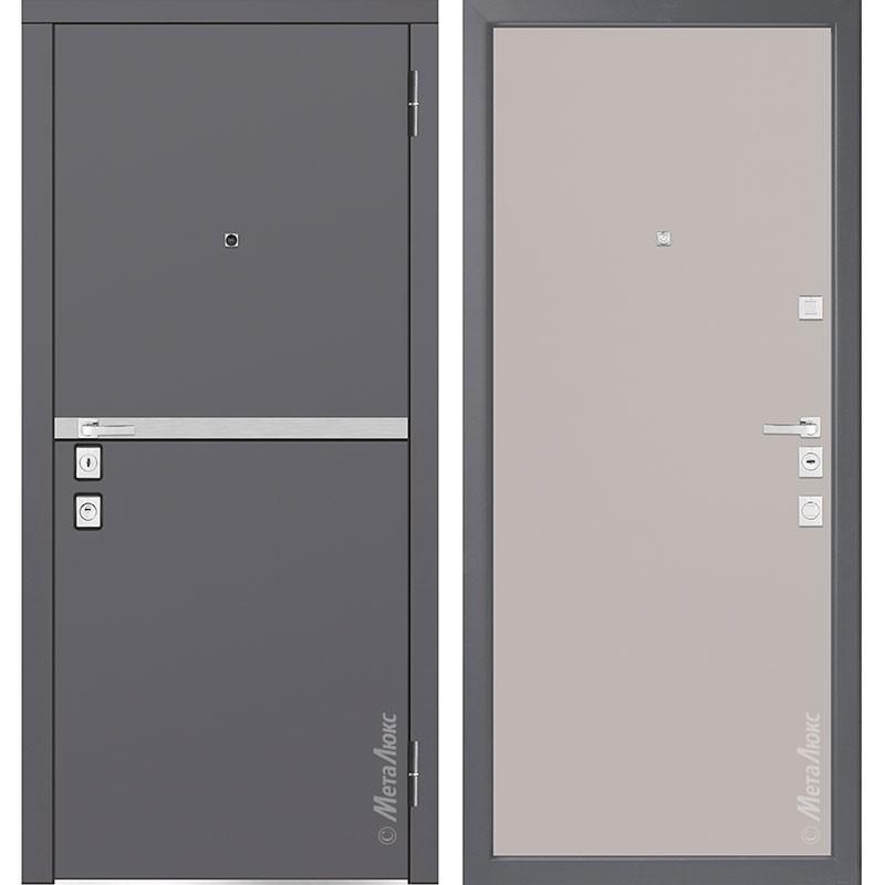 Входная дверь Металюкс М1404/4 коллекция Милано