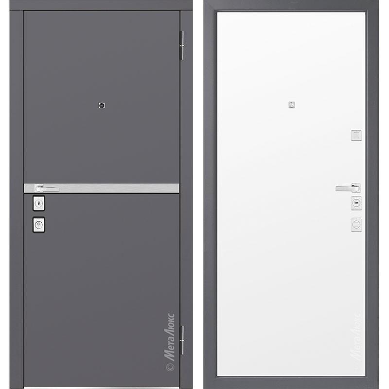 Входная дверь Металюкс М1404/5 коллекция Милано