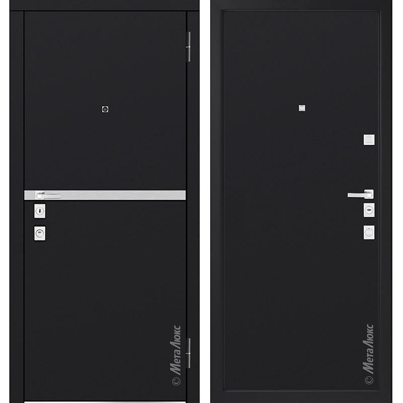 Входная дверь Металюкс М1404/9 коллекция Милано