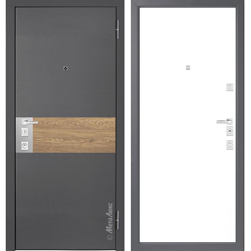 Входная дверь Металюкс М1406/1 коллекция Милано