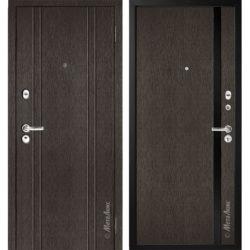 Входная дверь Металюкс М17/1 коллекция Триумф