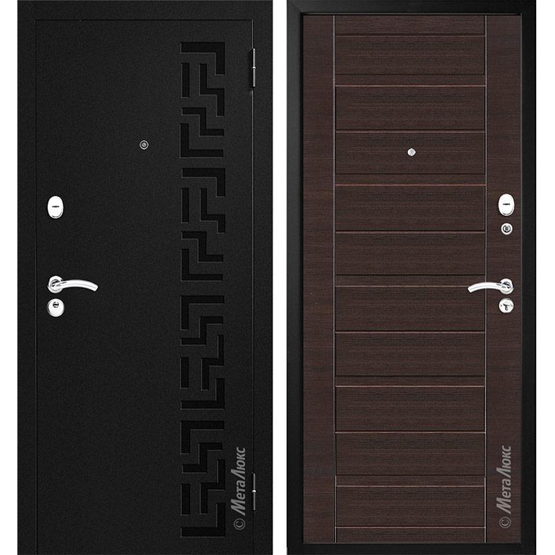 Входная дверь Металюкс М200 коллекция Стандарт