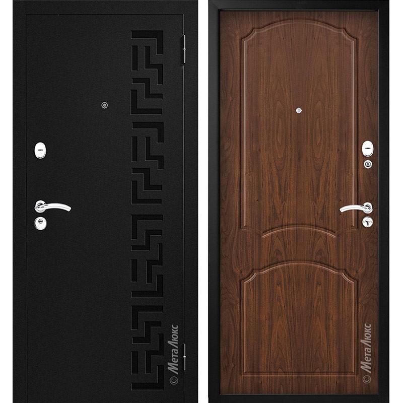 Входная дверь Металюкс М204 коллекция Стандарт