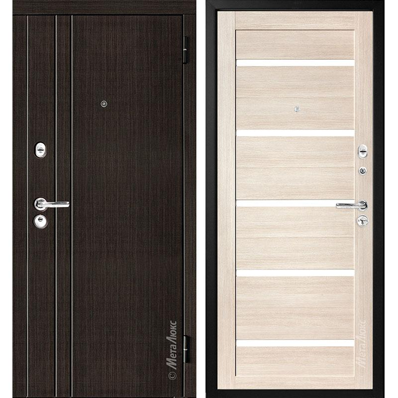 Входная дверь Металюкс М24/1 коллекция Триумф