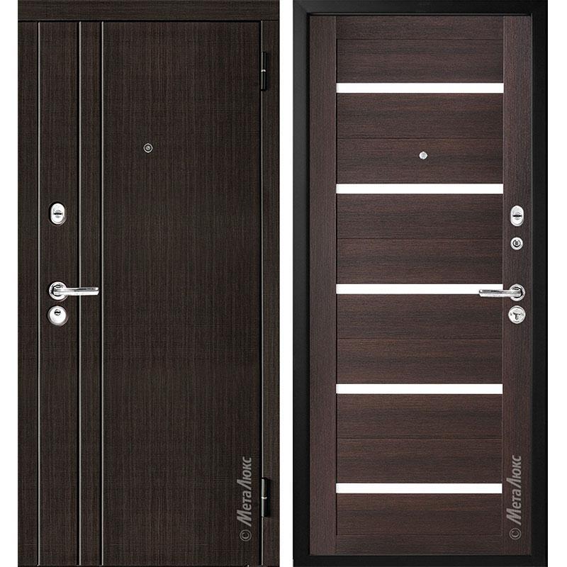 Входная дверь Металюкс М25/1 коллекция Триумф