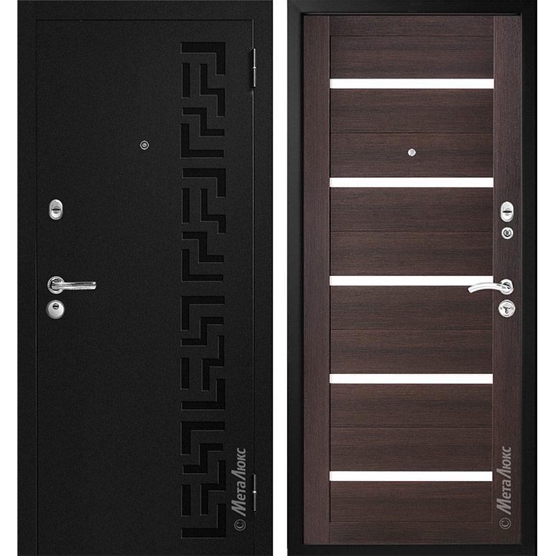 Входная дверь Металюкс М25 коллекция Тренд