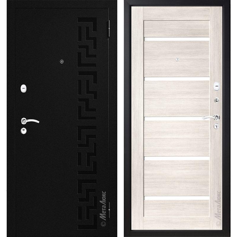 Входная дверь Металюкс М282 коллекция Гранд