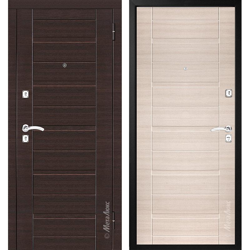 Входная дверь Металюкс М301 коллекция Стандарт