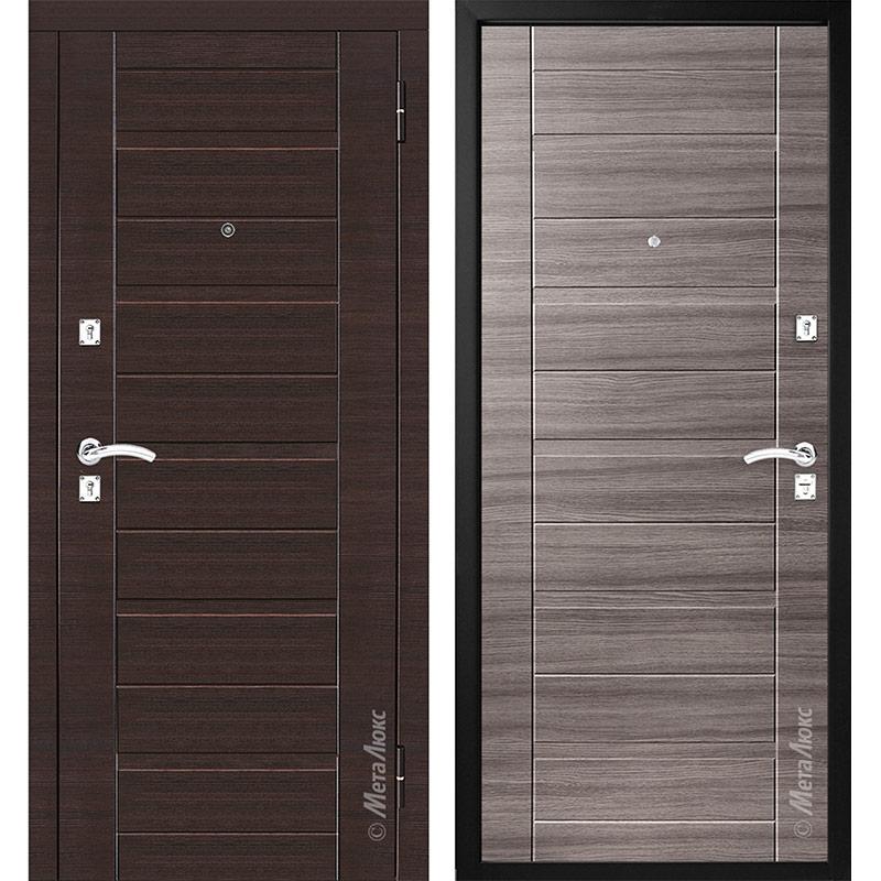 Входная дверь Металюкс М302 коллекция Стандарт