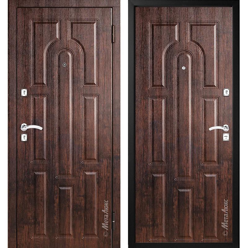 Входная дверь Металюкс М303 коллекция Стандарт