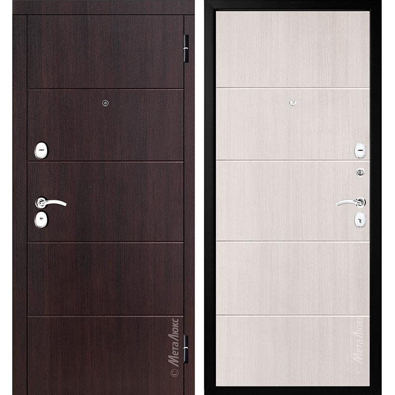 Входная дверь Металюкс М315/2 коллекция Стандарт