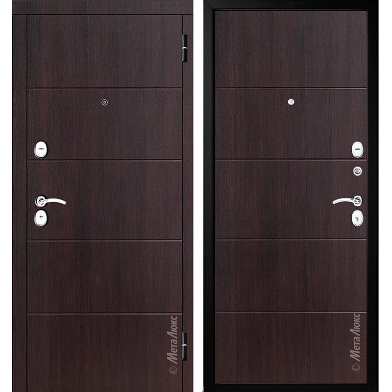 Входная дверь Металюкс М315 коллекция Стандарт
