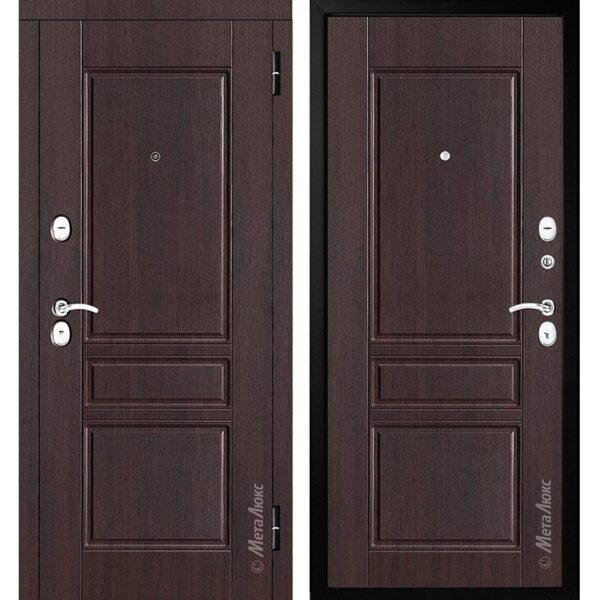Входная дверь Металюкс М316 коллекция Стандарт