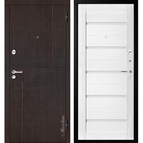 Входная дверь Металюкс М323 коллекция Гранд