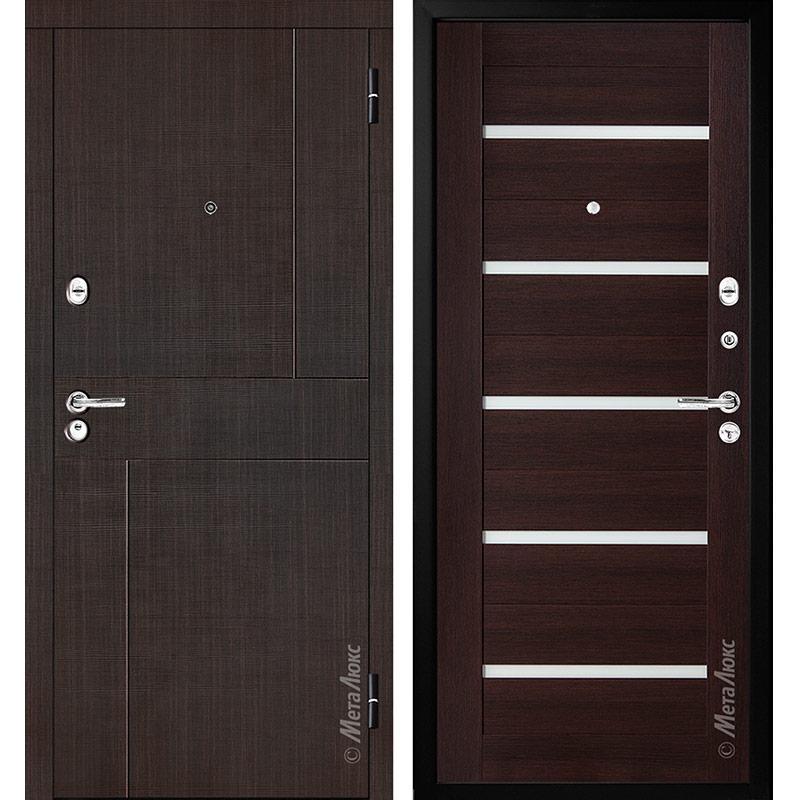 Входная дверь Металюкс М325 коллекция Гранд