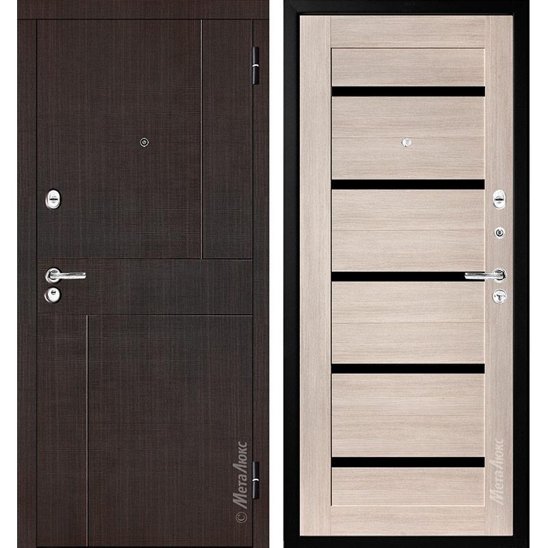 Входная дверь Металюкс М327 коллекция Гранд