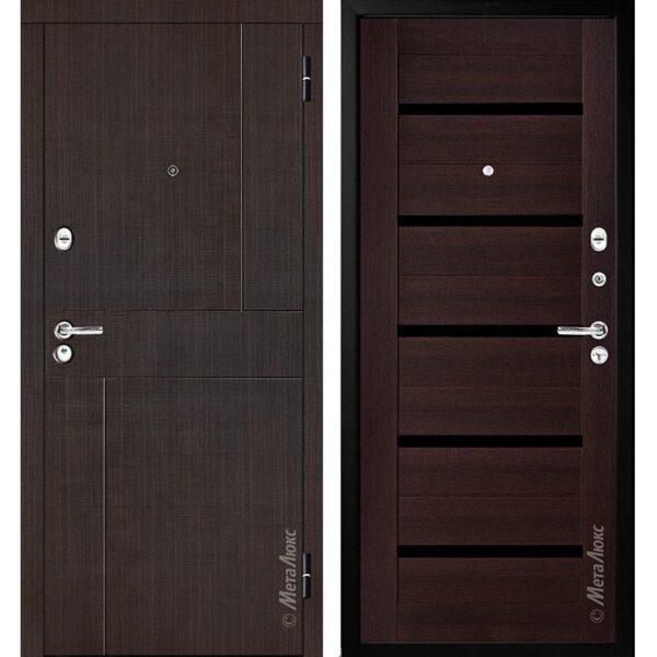 Входная дверь Металюкс М328 коллекция Гранд