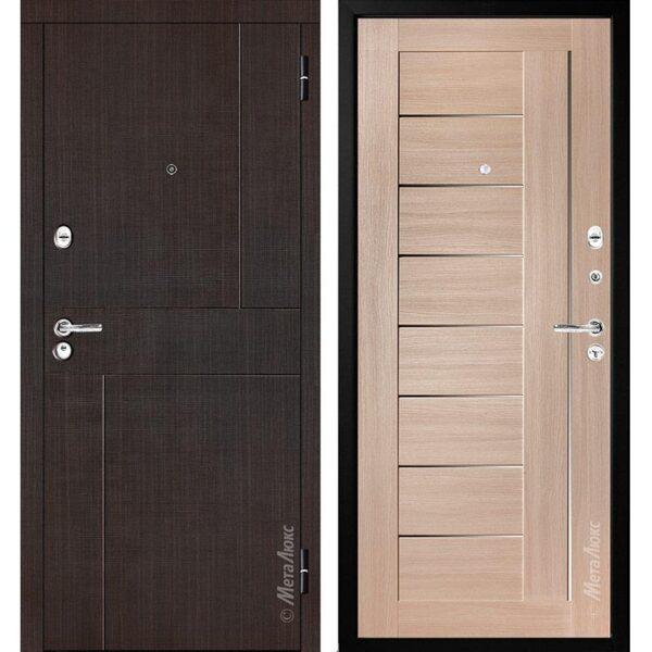 Входная дверь Металюкс М329 коллекция Гранд