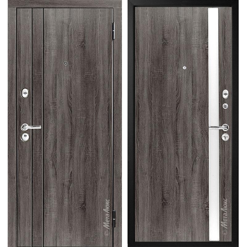 Входная дверь Металюкс М33/2 коллекция Триумф
