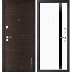 Входная дверь Металюкс М33/3 коллекция Триумф