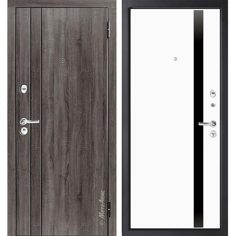 Входная дверь Металюкс М33/4 коллекция Триумф