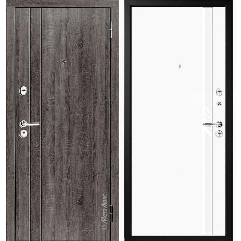 Входная дверь Металюкс М33/6 коллекция Триумф