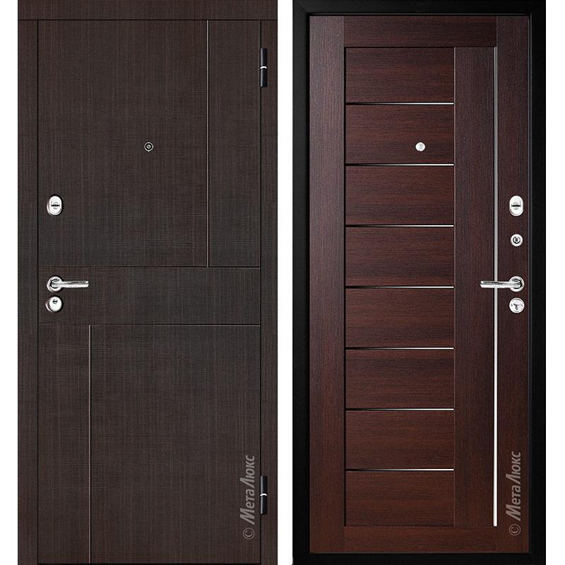 Входная дверь Металюкс М330 коллекция Гранд