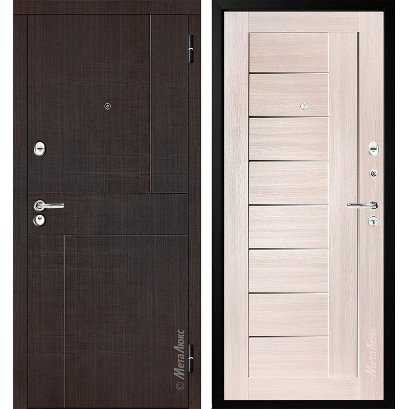 Входная дверь Металюкс М331 коллекция Гранд