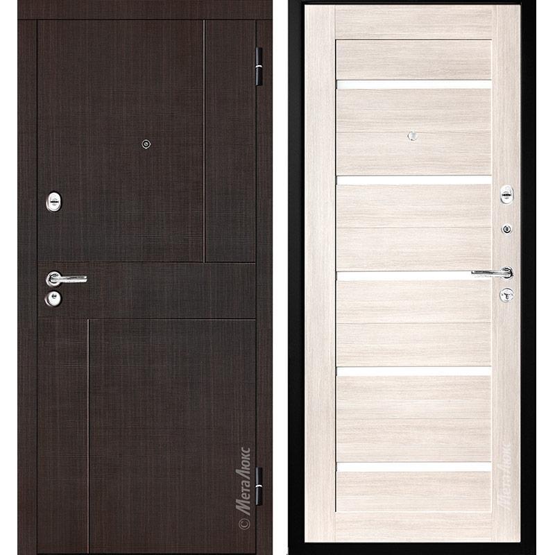 Входная дверь Металюкс М332 коллекция Гранд