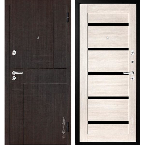 Входная дверь Металюкс М333 коллекция Гранд