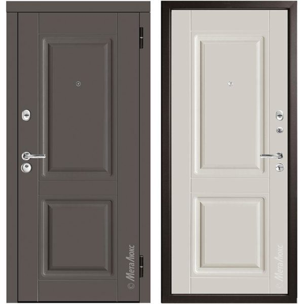 Входная дверь Металюкс М34/10 коллекция Триумф