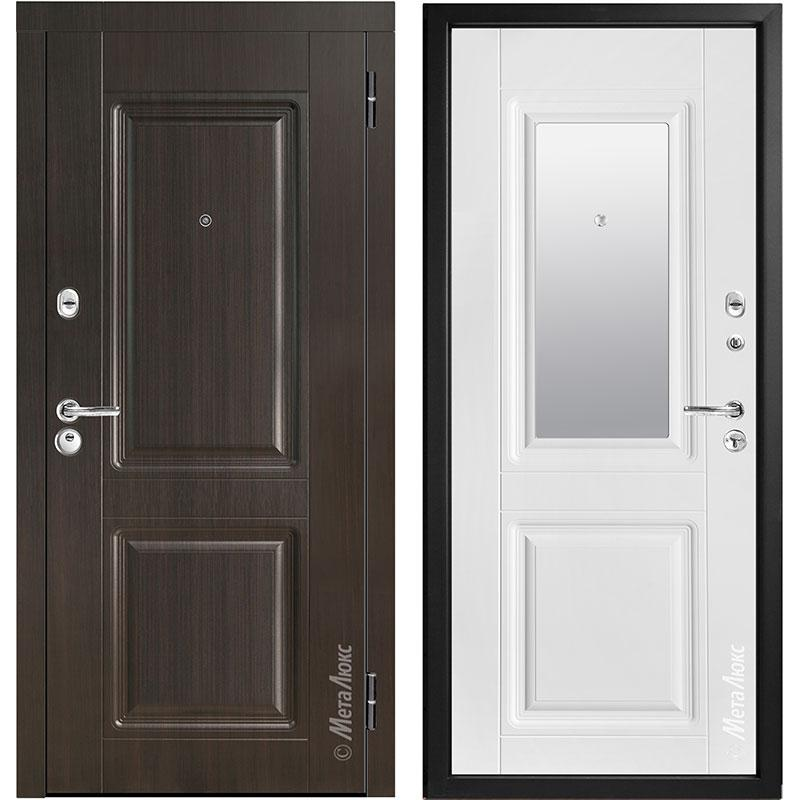 Входная дверь Металюкс М34/2 Z коллекция Триумф