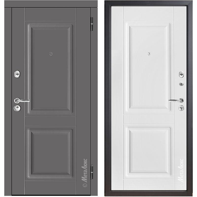 Входная дверь Металюкс М34/8 коллекция Триумф