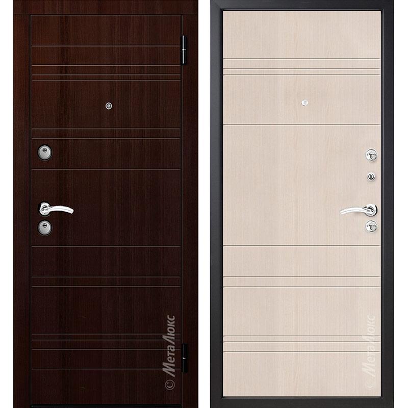 Входная дверь Металюкс М346 коллекция Стандарт