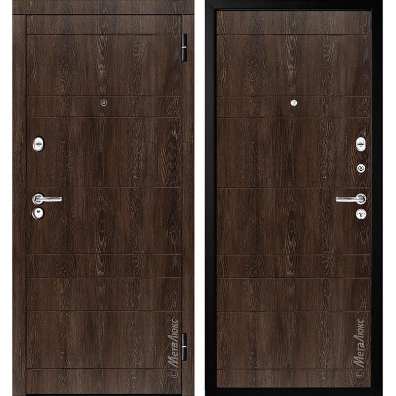 Входная дверь Металюкс М350/3 коллекция Гранд