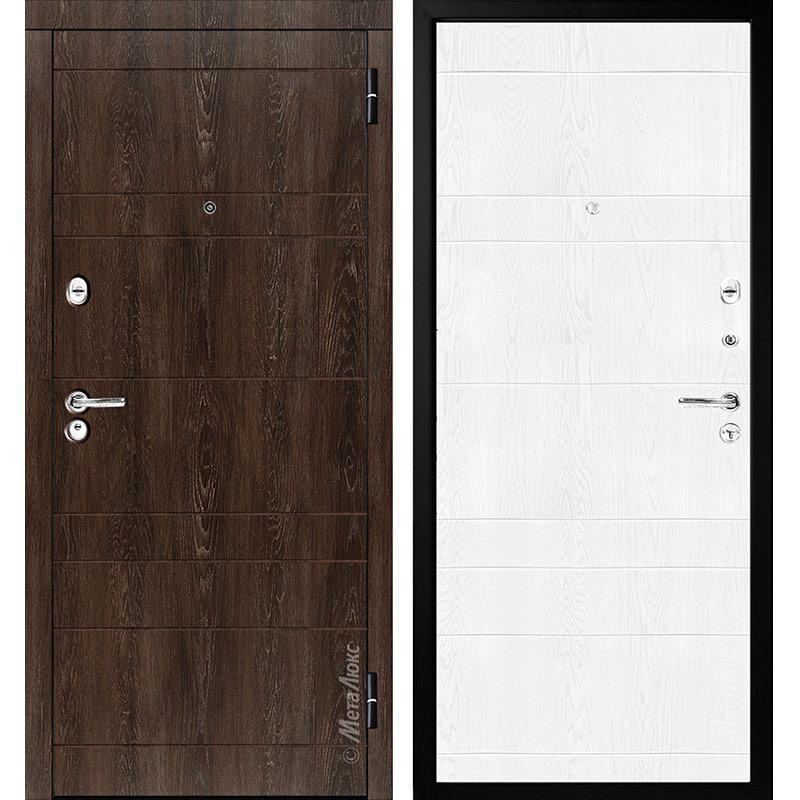 Входная дверь Металюкс М350/4 коллекция Гранд