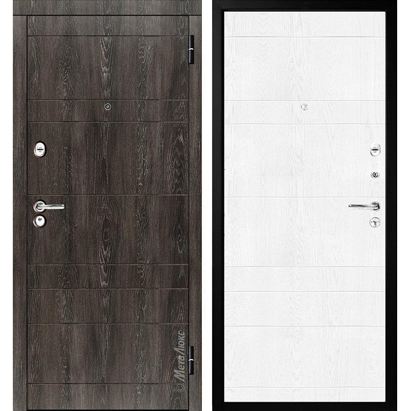 Входная дверь Металюкс М350/6 коллекция Гранд