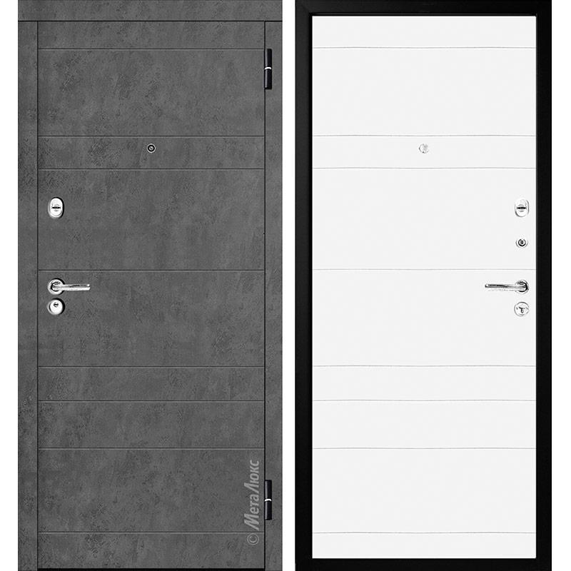 Входная дверь Металюкс М350 коллекция Гранд
