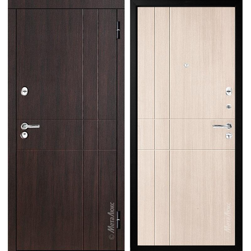Входная дверь Металюкс М351/1 коллекция Гранд
