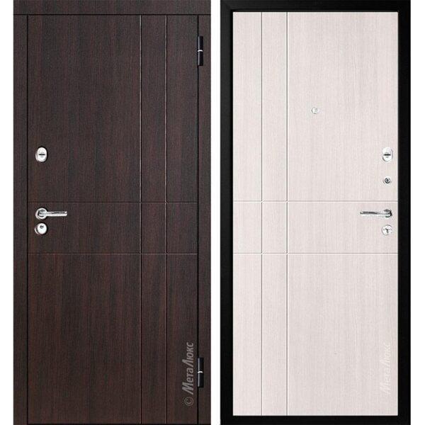 Входная дверь Металюкс М351/2 коллекция Гранд