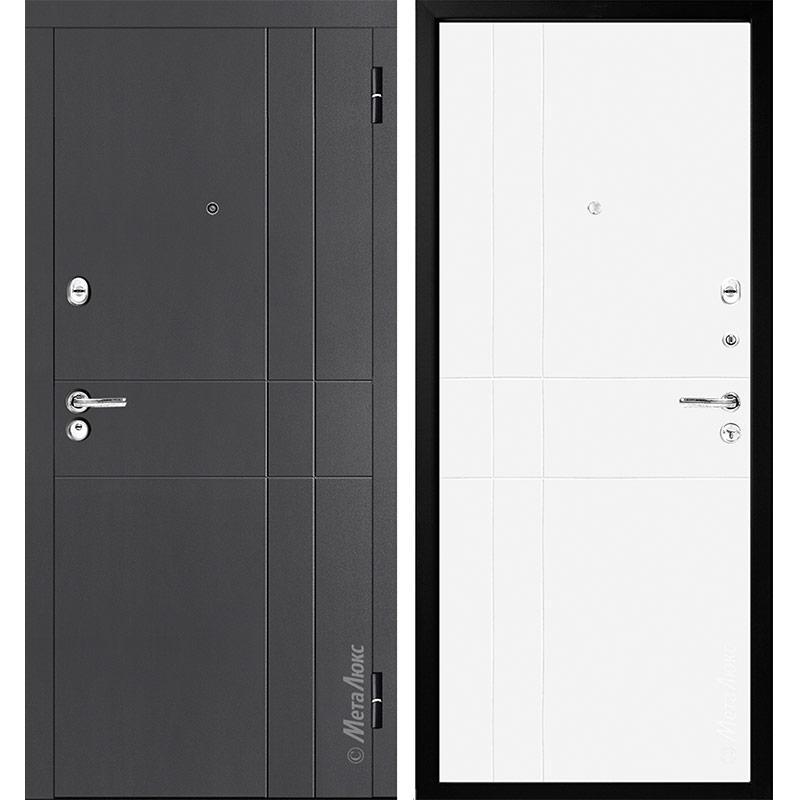 Входная дверь Металюкс М351/4 коллекция Гранд