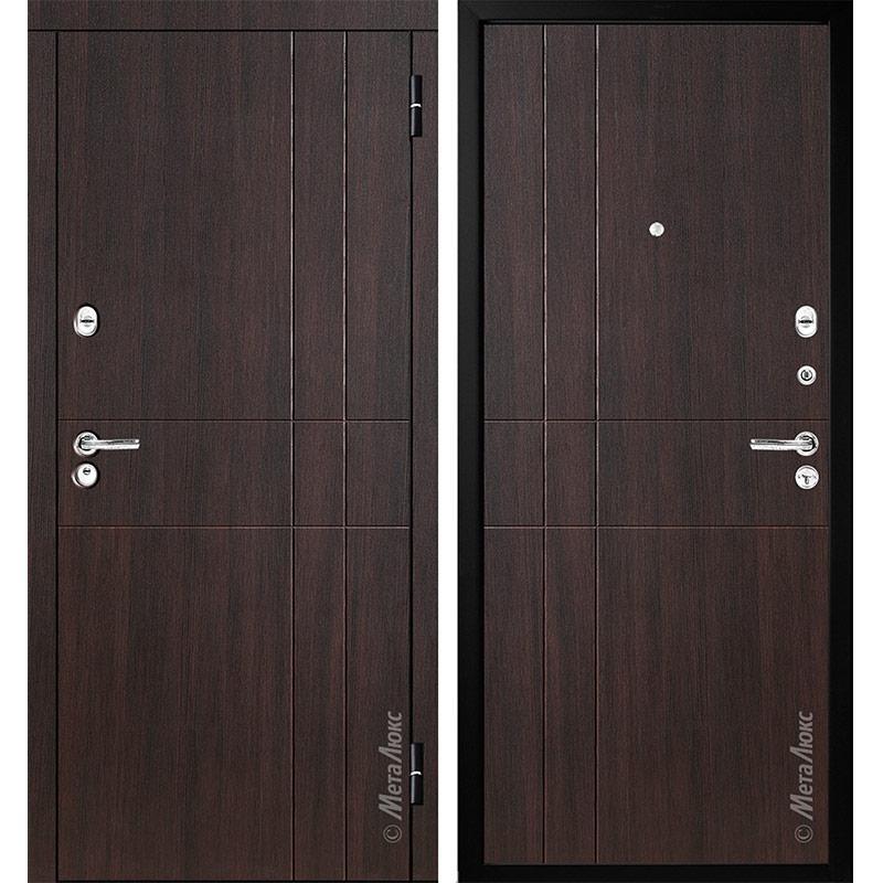 Входная дверь Металюкс М351 коллекция Гранд