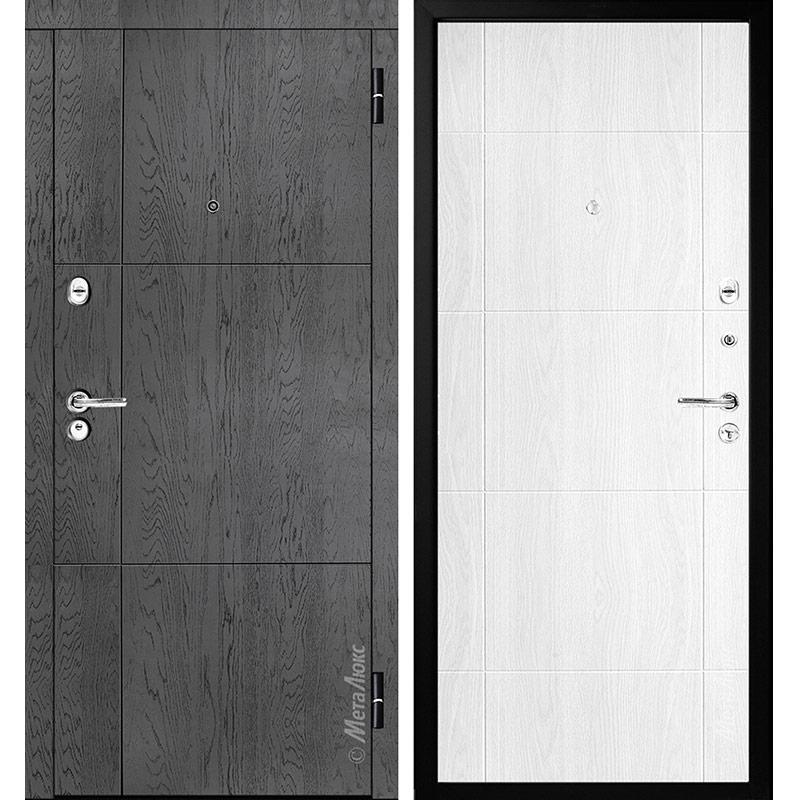 Входная дверь Металюкс М352/1 коллекция Гранд