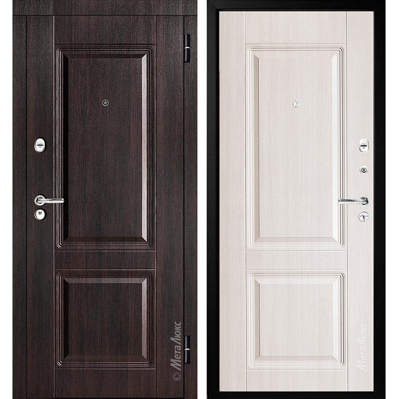 Входная дверь Металюкс М353/2 коллекция Гранд