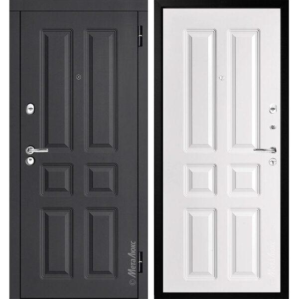 Входная дверь Металюкс М354/1 коллекция Гранд