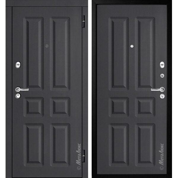 Входная дверь Металюкс М354 коллекция Гранд
