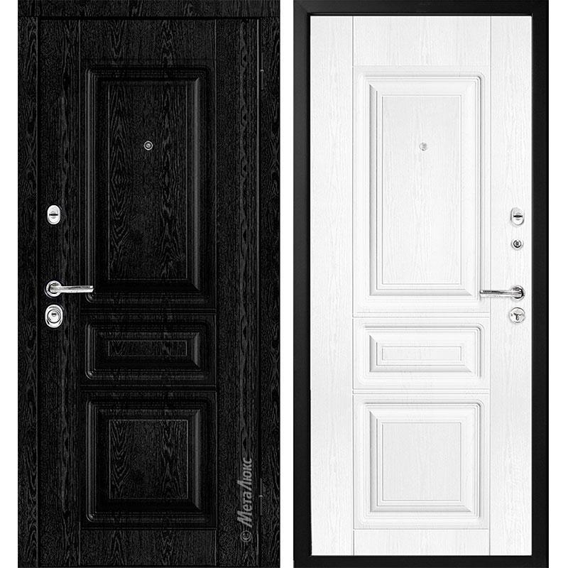 Входная дверь Металюкс М36 коллекция Триумф