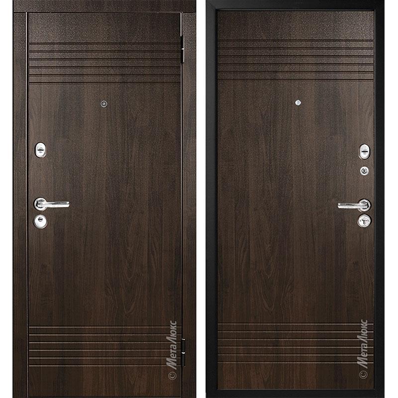 Входная дверь Металюкс М37 коллекция Триумф