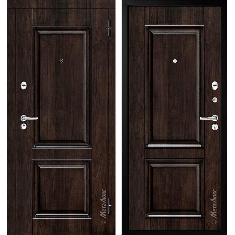 Входная дверь Металюкс М380/2 коллекция Гранд